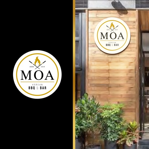 MOA Korean BBQ & BAR