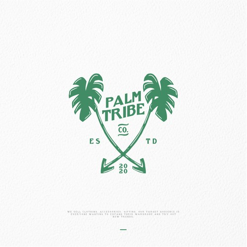 palm tribe logo