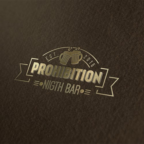 prohibition nigth bar