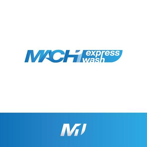 Car Wash Logo Design