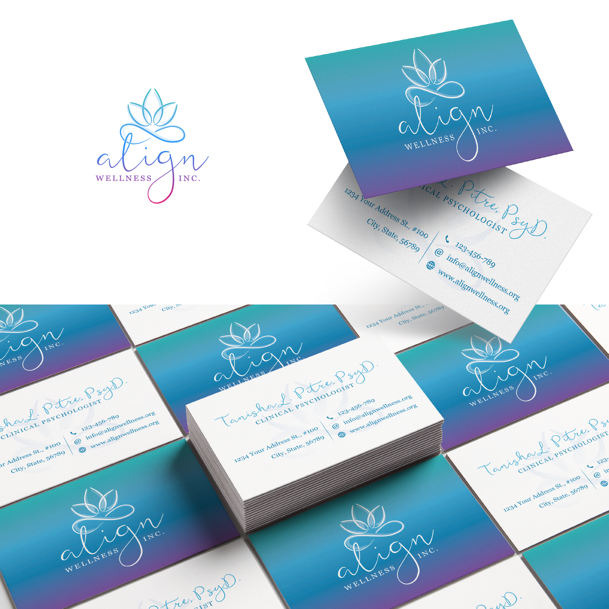 Align Wellness, Inc. business cards