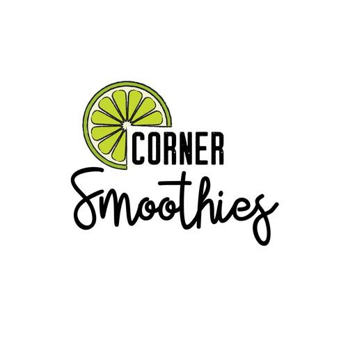 Corner Smoothies Design Entry #2