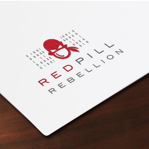 Logo concept for Red Pill