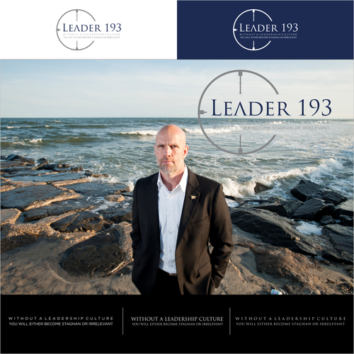 Create a sophisticated logo for Leader 193