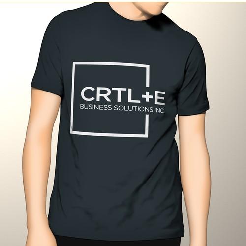 CRTL + E LOGO DESIGN