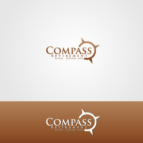 Compass Retirement needs a new logo