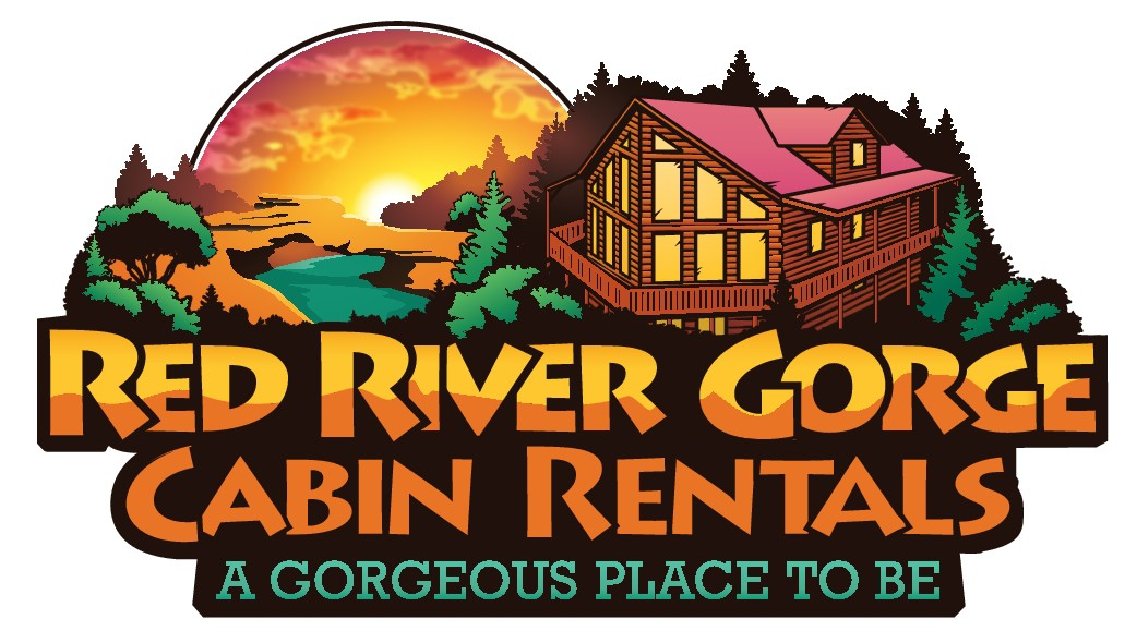 Super cool logo for cabin rental company in Red River Gorge
