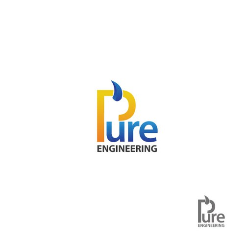 Logo Design - Pure Engineering