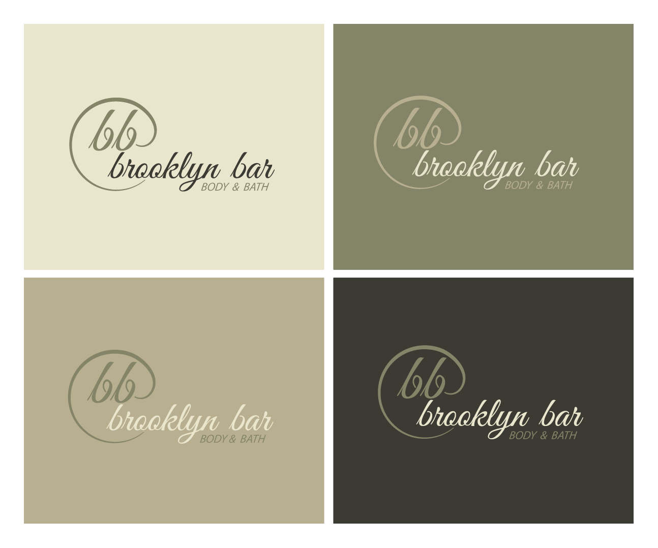 "Logo for ""Brooklyn Bar"" Body and Bath"