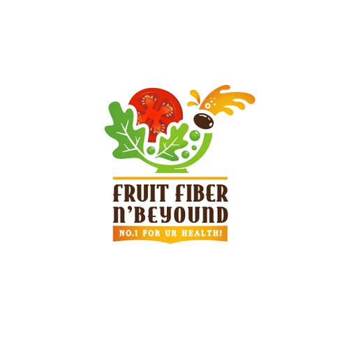New logo wanted for Fruit Fiber n' Beyond