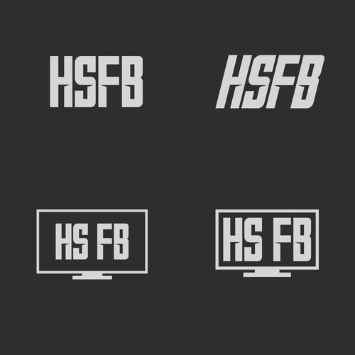 HSFB TV LOGO Design
