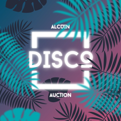 Logo for Alcuin Disco Auction