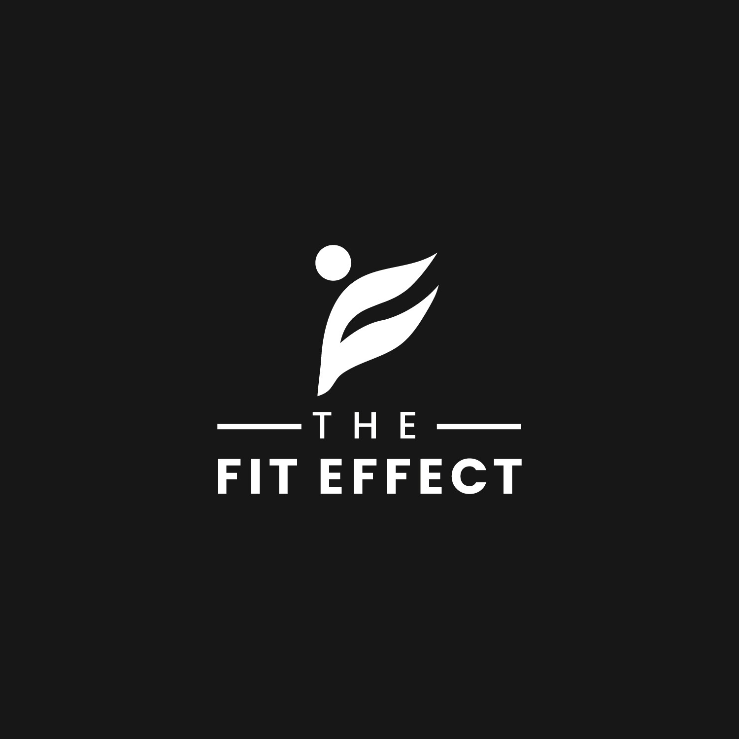 Creative logo for fitness company focusing on women's empowerment