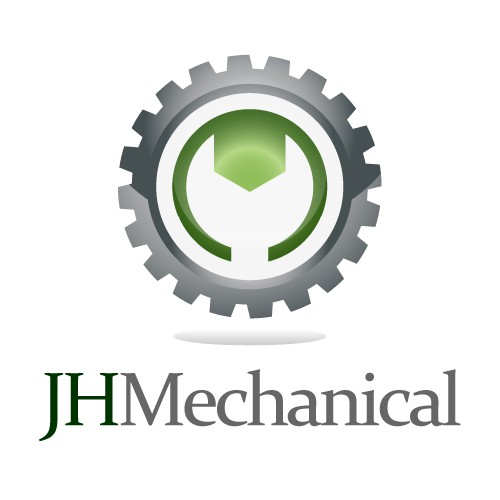 JH Mechanical needs a new logo