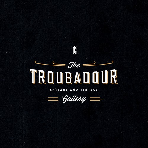 Logo for Ttroubadour gallery
