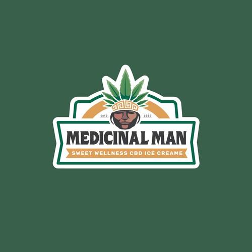 Medecinal Man CDB Ice Cream