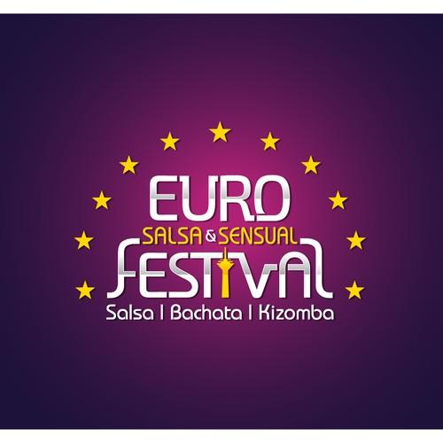 Salsa and Sensual Festival logo