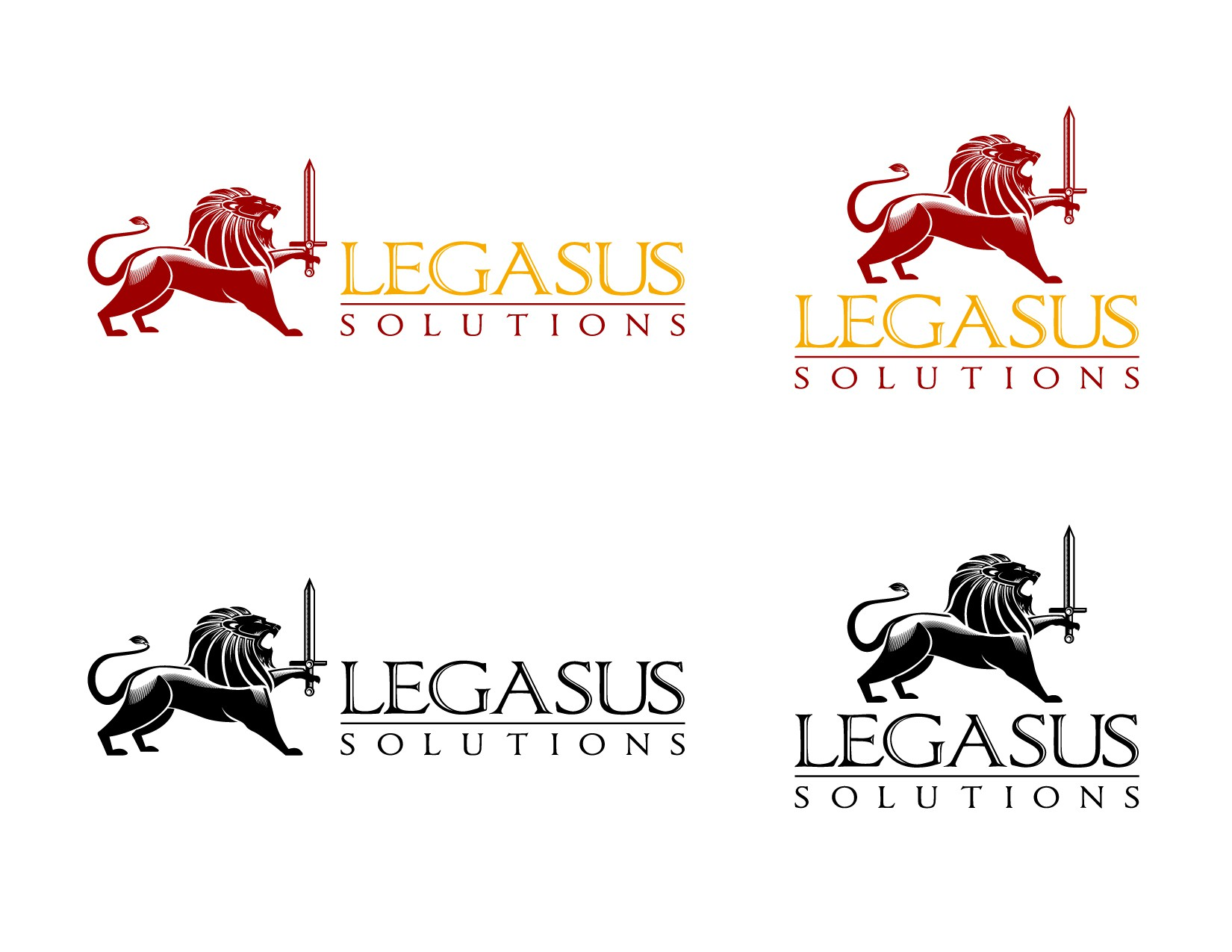 LEGASUS SOLUTIONS is looking for a Modern, Corporate Logo Design!