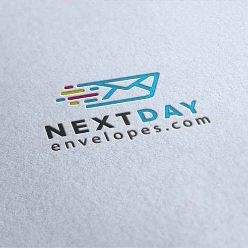 logo concept for Next Day Envelopes.com