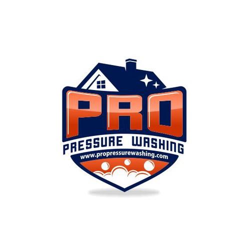 PRO pressure washing