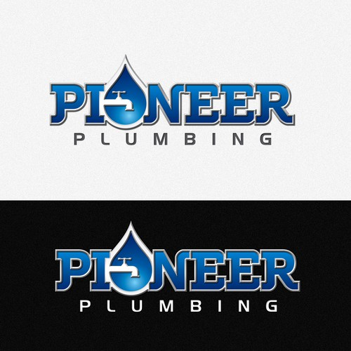 Pioneer Plumbing needs a new logo