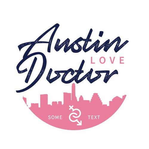 Austin love doctor logo