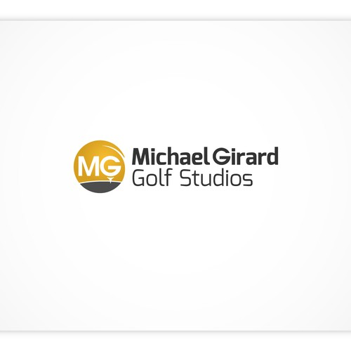 Michael Girard Golf Sudios needs a new logo