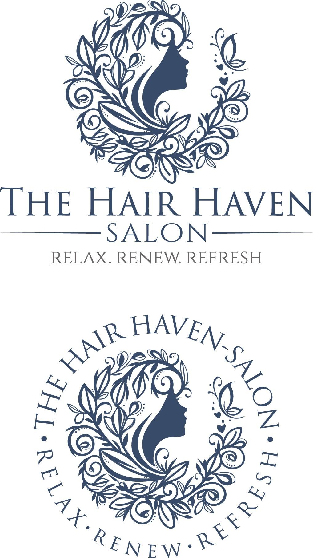 A Salon that pampers mommas needs a fresh logo💕
