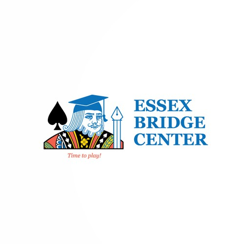 Logo design for Bridge Center