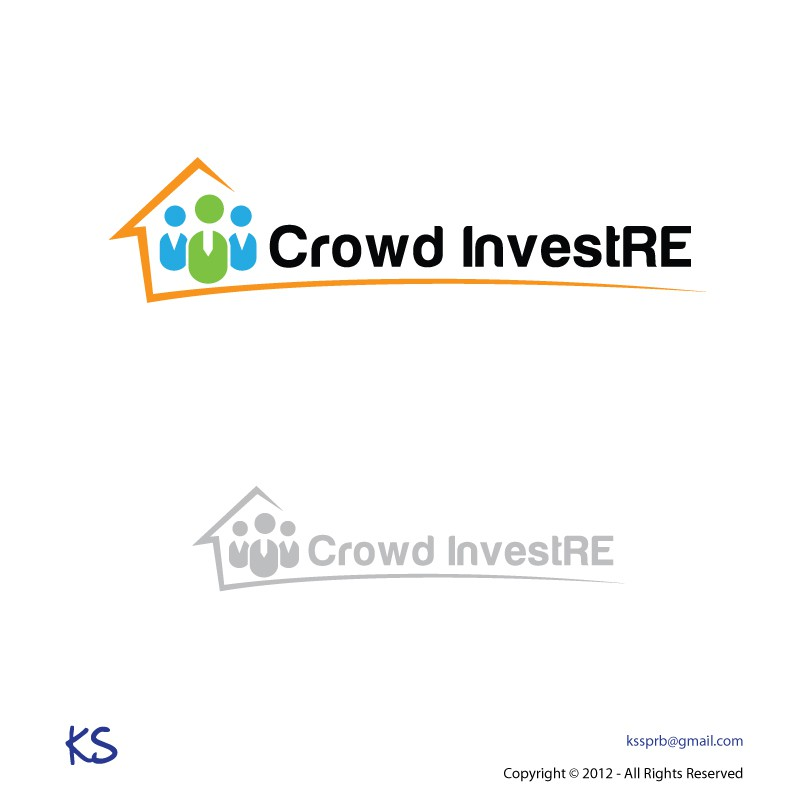 Help Crowd InvestRE with a new logo