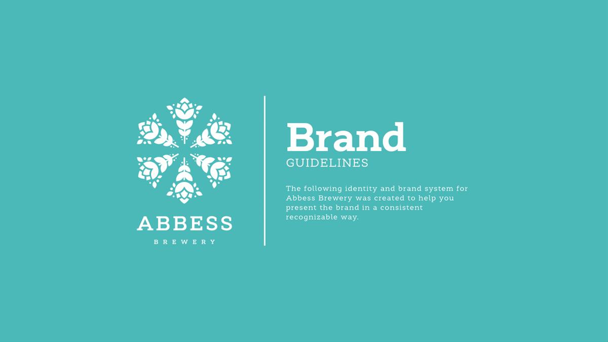 Abbess Brand Identity