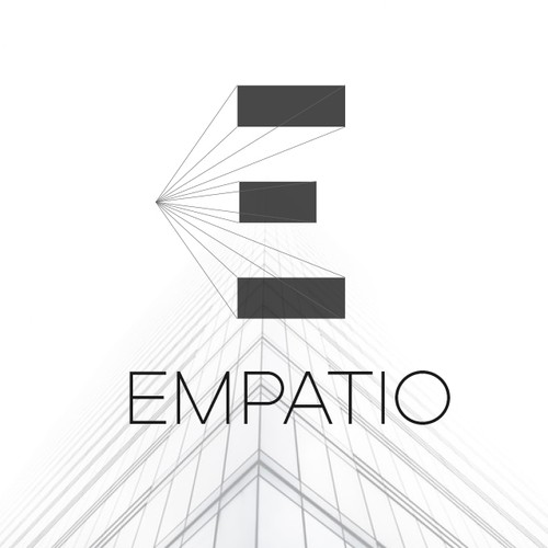 Logo for an architectural company