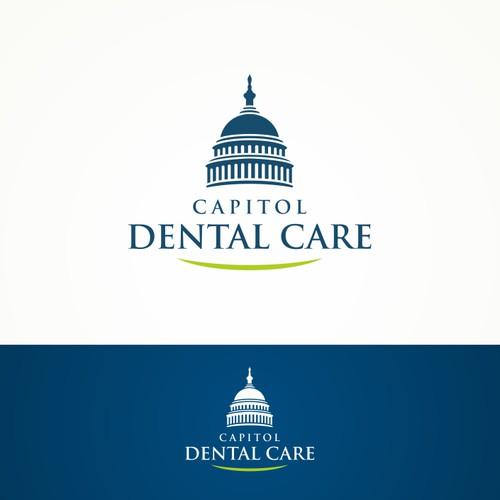 Create the next logo for Capitol Dental Care