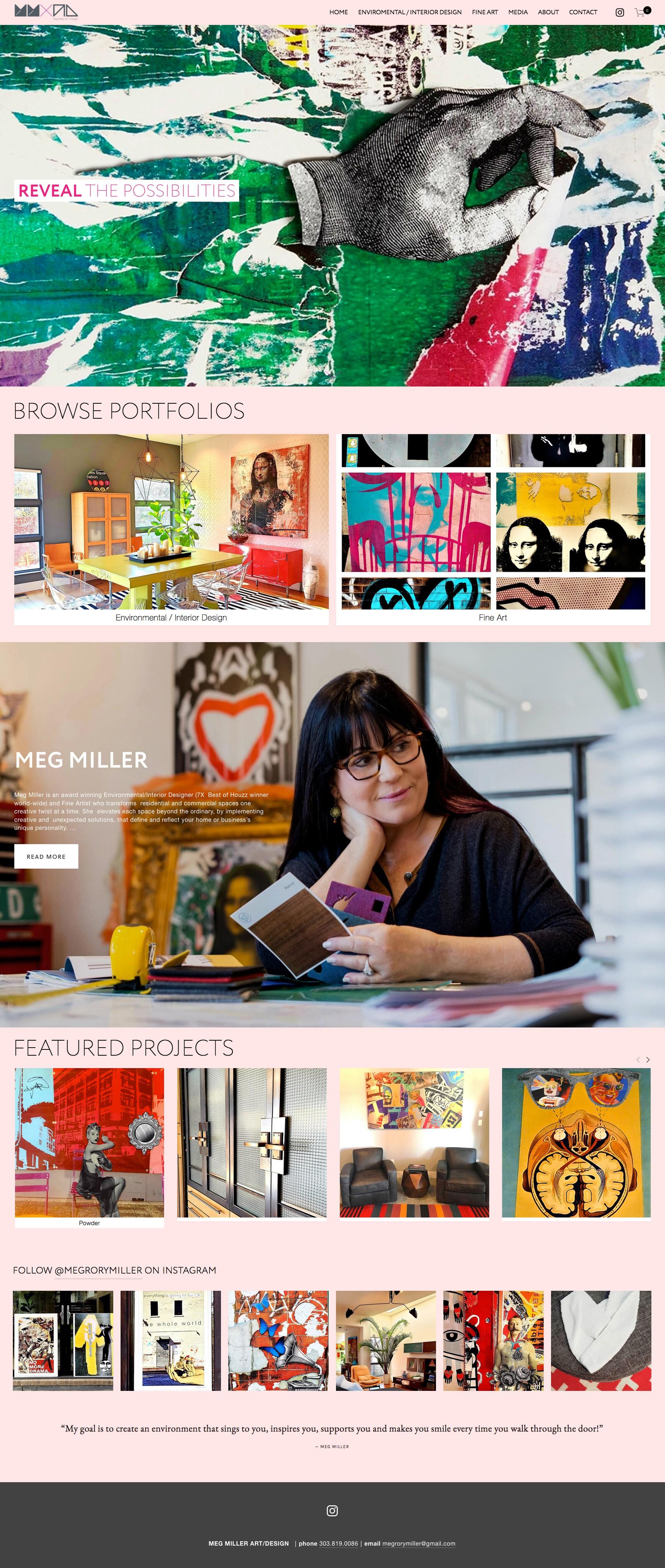 Meg Miller Art + Design