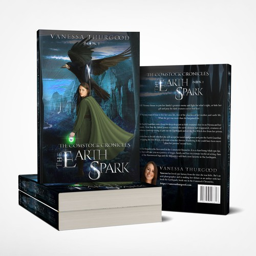The Earthspark Book Cover