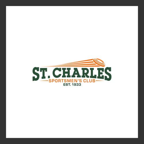 Logo For Sportsmen's Club