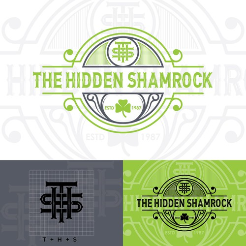 the hidden shamrock