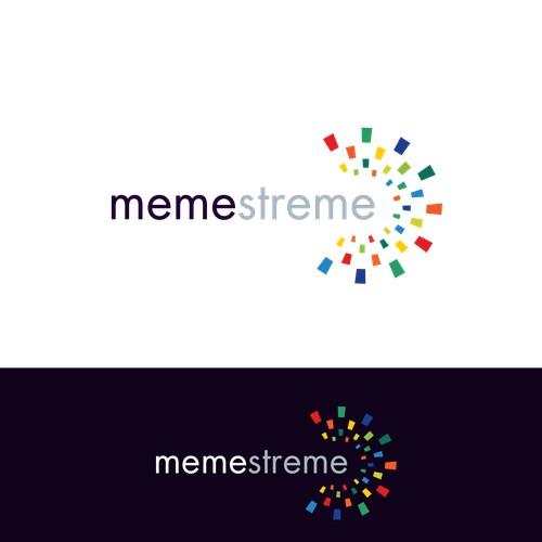 Logo Concept For Meme Streme