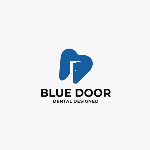 blue door dental