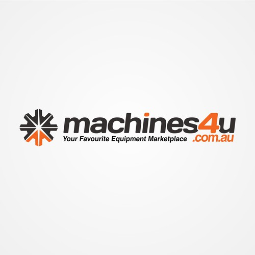 Design a logo for an online Australian Machinery Classifieds website