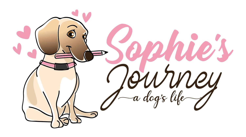 Design a fun loving animation logo for a NYC dog adventure blog