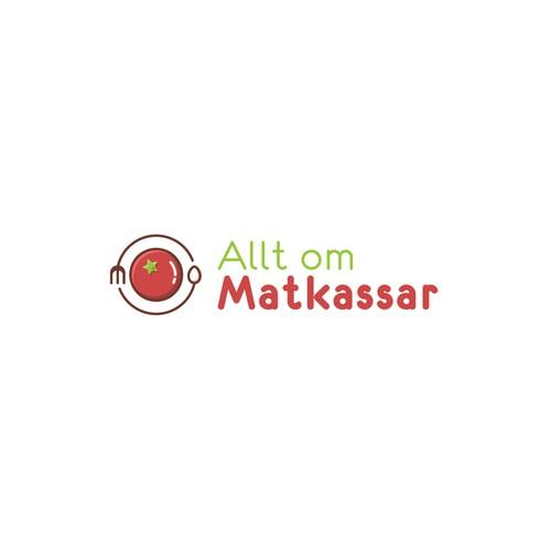 Clean logo for Allt om Matkassar