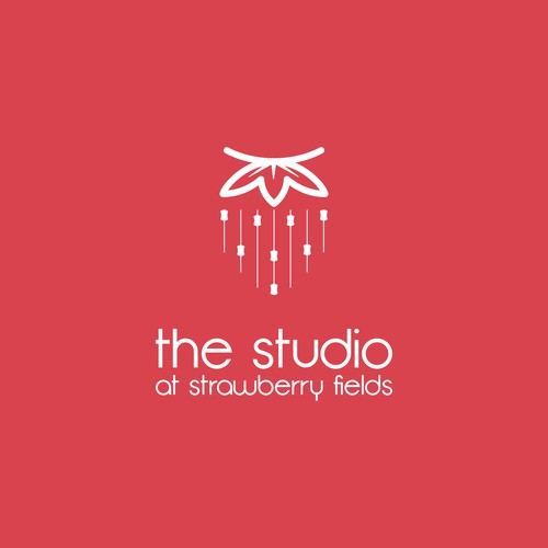 Simple logo for the studio