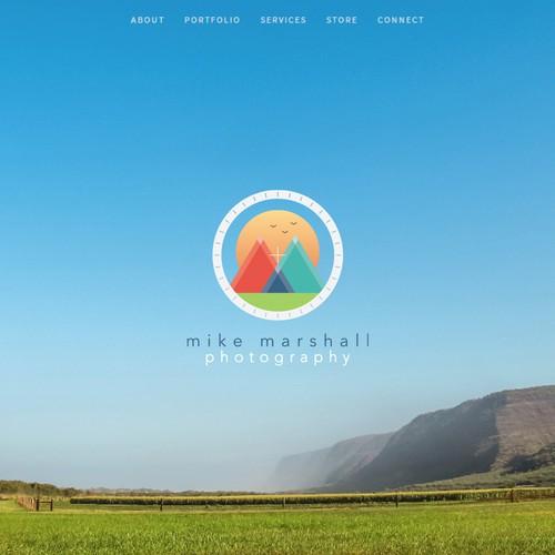 Mike Marshall Photography Logo