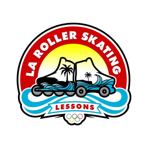 LA Roller Skate