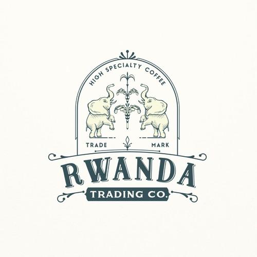 Concept for Rwanda Trading Co.