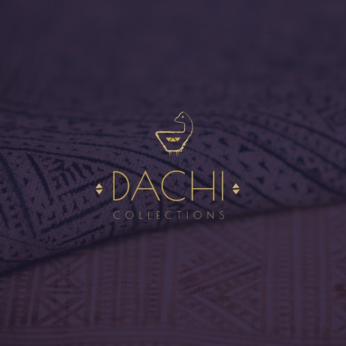 Catchy logo for a home textile company