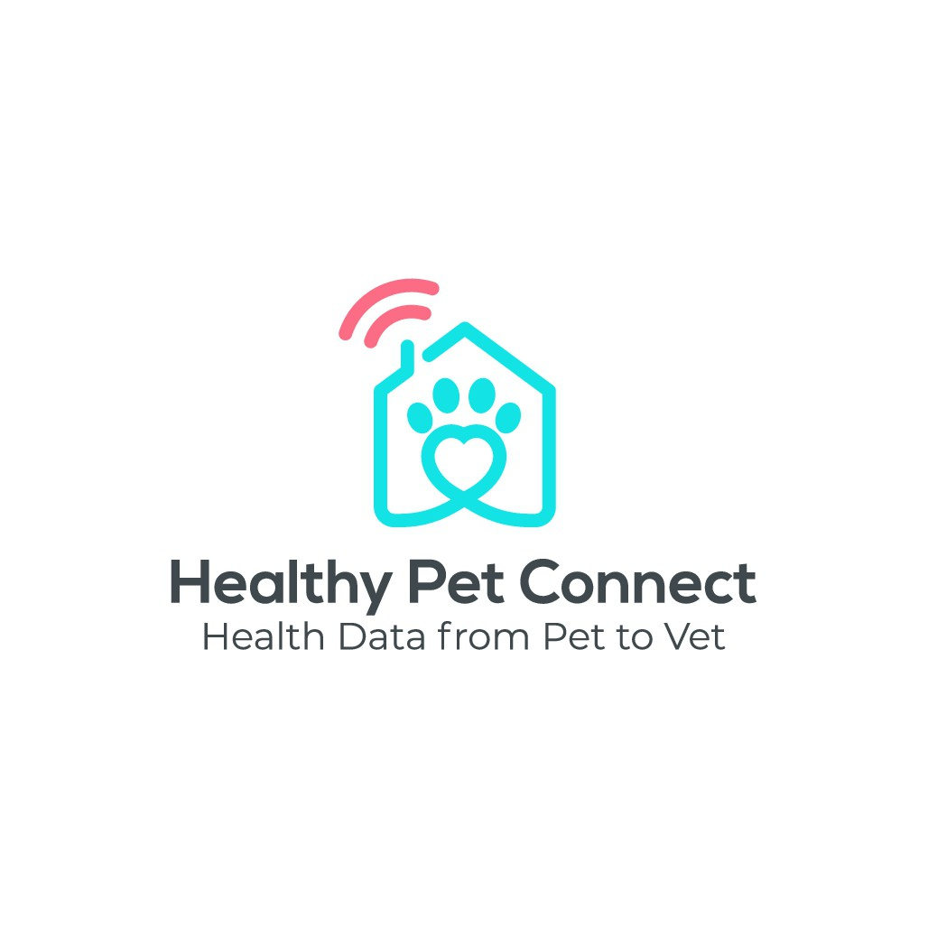 An at-home health monitoring app for pets needs a furry, friendly, new logo