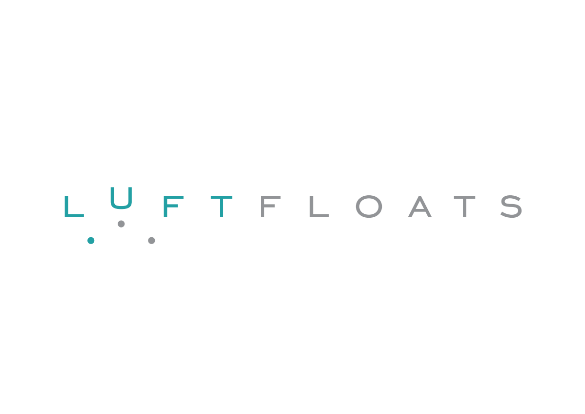 Float tank center needs logo