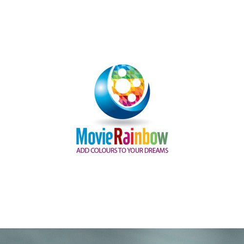 Logo for Movie, TV, Entertainment & Networking Website